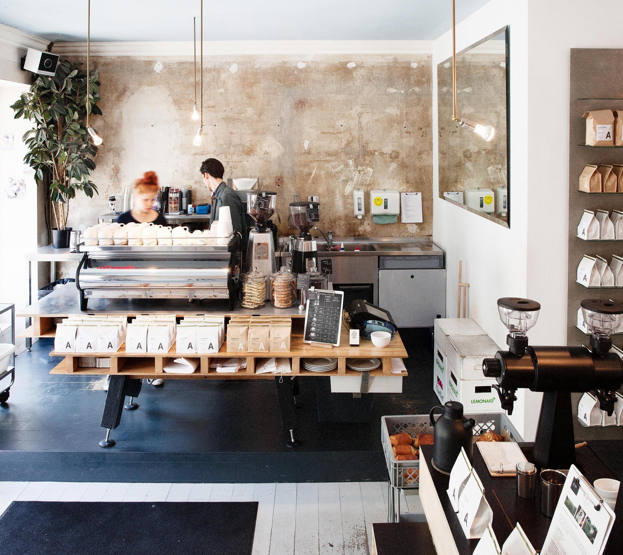 Café at Oderberger